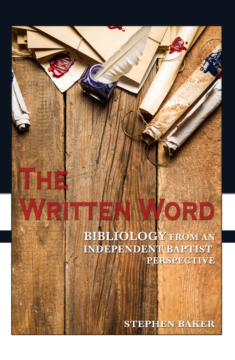Written Word Front Cover